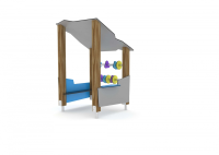 Timber Early Years Playhouse