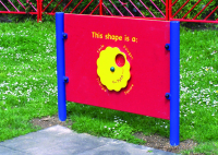 This Shape is Play Panel