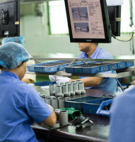 Large Run Manufacturing Of Components