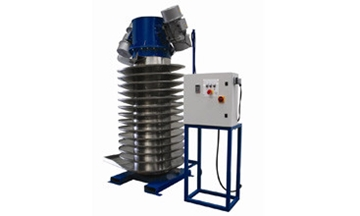 VibraCool: Spiral Cooling Conveyors