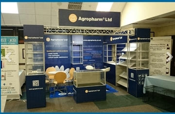 Exhibition Modular Stand Hire And Install