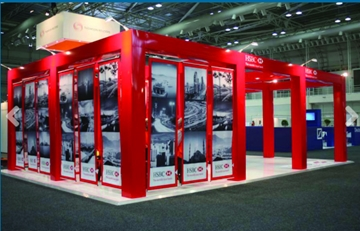Made To Order Modular Exhibition Stands