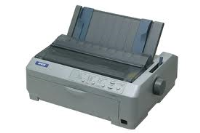 Epson Fx-890 Dot Matrix Printer C11C524025A6 - Refurbished