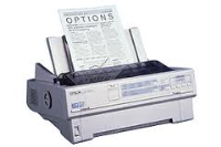 Epson Fx-870 Dot Matrix Printer P710A - Refurbished