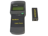 CAB-TEST2 MicroConnect LCD  Cable Tester Without coax test cables - eet01