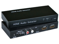 MicroConnect HDMI Audio Extractor  MC-CONHM15 - eet01