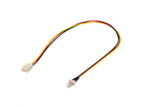MicroConnect Power 3pin - 3pin 0,2m M / F  PI05062 - eet01