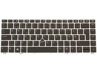 HP Keyboard (DANISH)  702843-081 - eet01