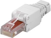 MicroConnect Cat 6 Tooless RJ45 Plug  KON520TL - eet01