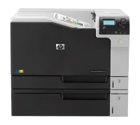 D3L09A HP LaserJet M750dn - Refurbished with 6 months RTB warranty and working consumables.