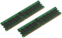 MicroMemory 2GB KIT DDR2 400MHZ ECC/REG KIT OF 2x 1GB DIMM MMC0005/2048 - eet01