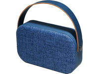 Denver Bluetooth speaker w/carrystrap  BTS-63BLUE - eet01