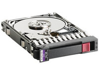 "Hewlett Packard Enterprise Harddisk 450 GB hot-swap 2,5"" **Refurbished** E2D56A-RFB - eet01"