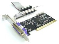 ST Labs PCI Parallel Card 2P Gift Box Packing I-410 - eet01