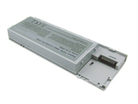 MicroBattery 49Wh Dell Laptop Battery 6 Cell Li-ion 11.1V 4.4Ah MBI55622 - eet01