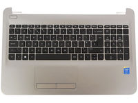 HP Inc. Keyboard (Belgium) With Top Cover 813975-A41 - eet01