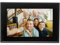 "Denver 10.1"" Smart photoframe  PFF-1011BLACK - eet01"