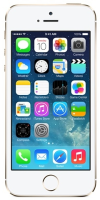 Apple Iphone 5s 16gb Gold With Headset, Usb Cable & Eu Adapter Me434 - xep01