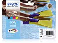 Epson Picture Pack Ink+Paper  C13T58464010 - eet01