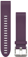Garmin QuickFit 20-Watchband Purple Silicone 010-12491-15 - eet01