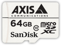 Axis SURVEILLANCE CARD 64 GB  5801-951 - eet01