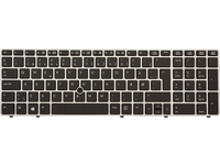 HP Keyboard (danish) **Refurbished** 686318-081-RFB - eet01