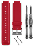 Garmin Vivoactive Bands,  Red  010-12157-03 - eet01