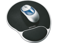 Esselte Mouse pad Black/silver  67038 - eet01
