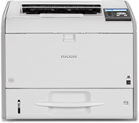 ricoh SP 4510DN A4 Mono Laser Printer 906227 - MW01