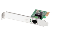 Edimax Gigabit PCI Express Adapter With low profile bracket EN-9260TX-E V2 - eet01