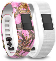 Garmin Pink Camouflage And White Band Normal Vvofit 3 010-12452-32 - eet01