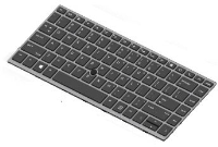HP Keyboard (ENGLISH) No Backlight L14379-031 - eet01