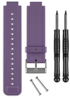 Garmin Vivoactive Bands, Purple  010-12157-06 - eet01