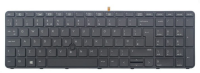 HP Keyboard (Belgium) Backlit 15 Inch 841145-A41 - eet01