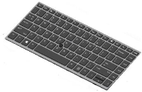 HP Keyboard (DANISH) Backlight L14377-081 - eet01