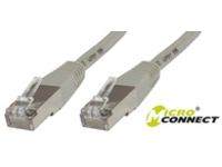 MicroConnect S/FTP CAT6A 20M Grey LSZH PIMF( Pairs in metal foil) SFTP6A20 - eet01