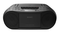 Sony Personal CD player Black  CFDS70B.CEK - eet01
