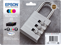 Epson Multipack 4-colours 35 Ultra Ink C13T35864010 - eet01