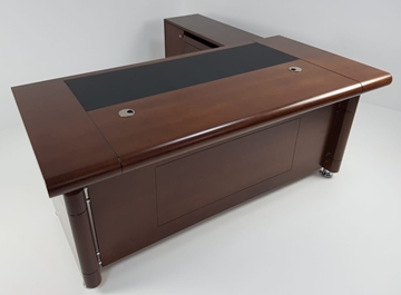 Large Wood Executive Desk Suppliers