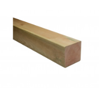 100 x 100mm Eased Edge C24/C16 Graded and Treated (Environmentally Certified)