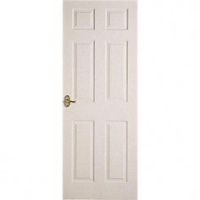 1981 x 686 x 44mm 6 Panel Moulded Smooth Fire Door FD30