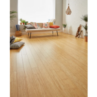 Oxwich Natural Strand Bamboo Lacquered Flooring 12x138mm (1.532m2 pack)