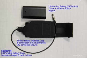 X3 Battery Pack