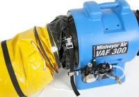 Air Driven Exhaust Blowers