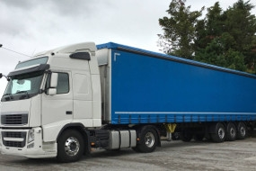 Bespoke Curtainsider Pelmet Section & Tube Product Specialists