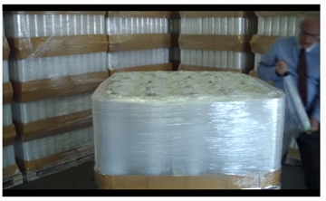 100% Recyclable Stretch Film Dispenser Suppliers & Manufacturers