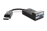 Hp Hp - Vga Adapter - Displayport (m) To Hd-15 (f) - 20 Cm - For Elitedesk 705 G3; Eliteone 1000 G1, 705 G2; Proone 400 G2, 600 G2; Rp9 G1 Retail System As615aa - xep01