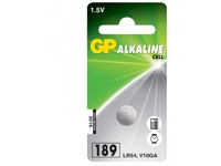 GP Batteries GP BUTTON CELL LR54 LR54 102004 - eet01