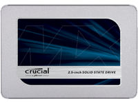Crucial MX500 1TB SATA With 9.5mm adapter CT1000MX500SSD1 - eet01