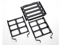 Corsair HDD upgrade kit 3 x HDD tray and 2nd HDD cage CC-8930032 - eet01